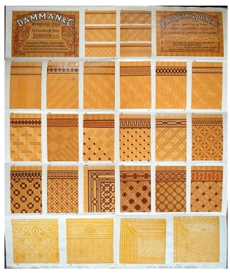 Parquetry And Floor Border Publications